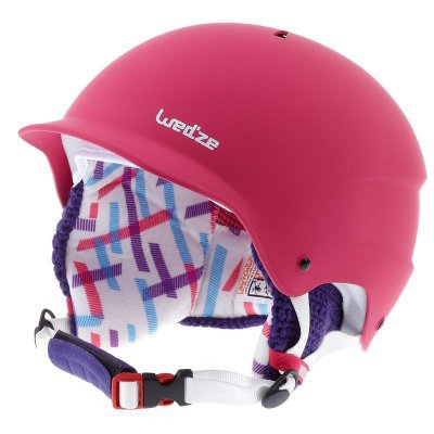 Wedze snowboard skiing helmet skiing board veneer snow helmet 54 - 58 dull plum(China (Mainland))