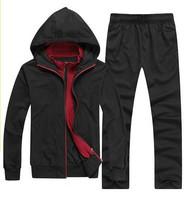 Brand men's outdoor track suit  men's soccer sportswear suit men's fashion casual clothes