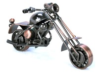 Iron ornamental products, particularly creative personality ,motorcycle model