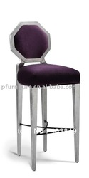 Silver bar chair PFC8442(China (Mainland))