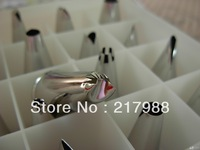 Free shipping. 24X Icing Piping Pastry Tip Nozzles Cake Sugarcraft Decorate Tool Box Set. Drop Shipping
