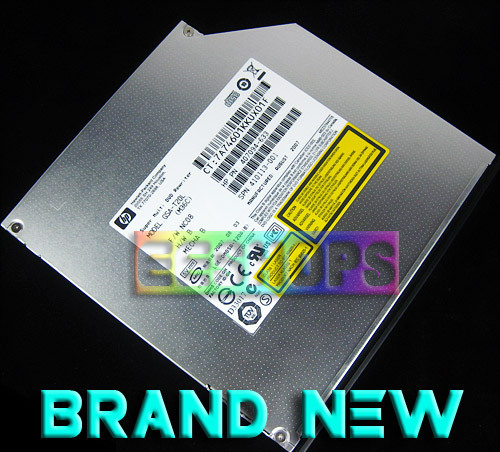 New Original For HL GSA-T20L 8X DL DVD RW CD Burner Super Multi Writer 12.7mm Slim Laptop Internal IDE Drive Lightscribe(Hong Kong)