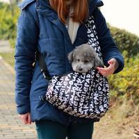 Strip Sling Tote Single-Shoulder Bags for dog bag pet stroller  carrier Cat  drop shipping