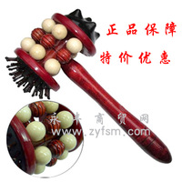 Comfortable health care massage hammer meridiarns hammer knocking massage stick leg massage hammer neck