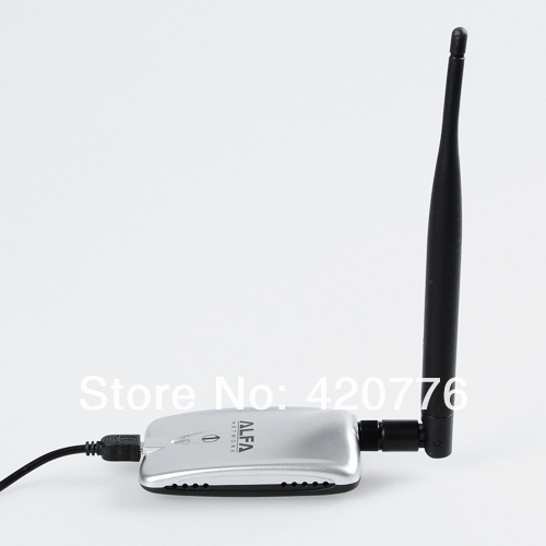 High Power Long Range ALFA AWUS036H Long Range Wireless 802.11 b / g / n USB WLAN wifi Adapter lan network card free shipping(China (Mainland))