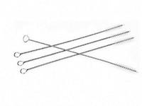 Free shipping stainless steel cleaning brush/bottle brush,400pcs/lot