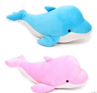 Birthday gift dolphin doll dolphin plush toy dolphin pillow Large 1 meters 80cm