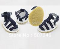 Free Shipping New Fashion Darkblue Denim Sandal