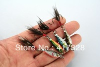 15pcs Fishing Lead Jigs lures 6g/pc