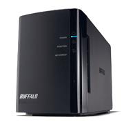 BUFFALO LS-WXL/E-AP LinkStation  Duo Double-drives RAID Network Storage