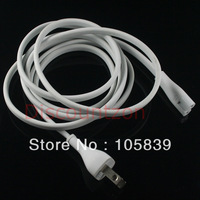White 2 Prong AC Power Cord Cable for MINT Genuine Apple Mac Mini 2010 2011 2012 TV 1/2/3 2pcs/lot