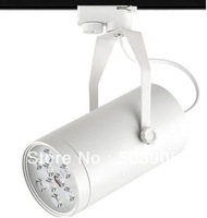 Newest design top quality best price 9w XG-TL-9W-D  energy saving led track light led track lighting kits