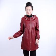 wholesale leather coat