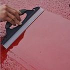 Car wiper plate glass wiper glass scraper car wash scraper silica gel paint free shipping(China (Mainland))