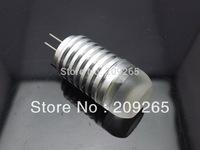 10PCS/LOT 10-30V DC/AC 12V/24V AC/DC G4 LED light G4 leds 3Watt high power led light Super bright Cold white #1173