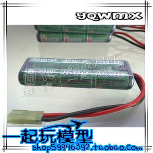 Ace battery pack nimh 1600mah 7.2v(China (Mainland))