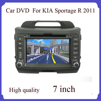 Car DVD,GPS,IPOD,TV, Radio,USB,SD player for KIA Sportange 2011 device high quality 7 inch Touchscreen