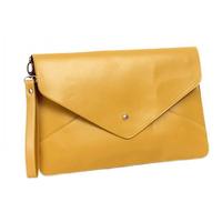 Vintage briefcase envelope bag personalized paper bag pianbu day clutch shoulder bag