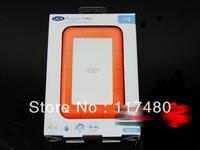"100% Original LaCie 1TB Rugged Mini 1TB USB3.0 2.5"" External Portable Moblile Hard Disk Drive (HDD )"