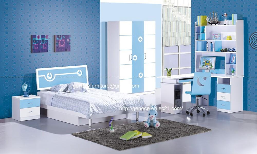 Online kopen wholesale blauw stapelbed uit china blauw stapelbed groothandel - Kleur kinderen slaapkamer ...