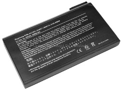 4400mAh 14.8V 8 Cell Laptop Battery For Dell Inspiron 2500 3700 3800 4000 4100 4150 8000 8100 8200 SmartStep 100N Series(China (Mainland))