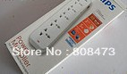 Special Philips socket of SPN2531 1.8 meters wiring board five multi-purpose power strip