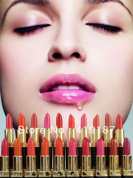 free shipping!safety stick lipstick shine nude lipstick lipstick for girls