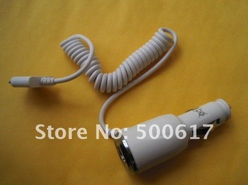 High Quality Brand New 5V 2A Car Charger For ipad/ipad 2/iphone 4 4s Free shipping DHL UPS HKPAM
