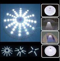 60 LED Portable Lantern UFO Tent Light Lamp Flashlight Drop shipping/Free Shipping