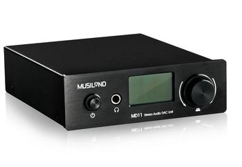 Musiland md11 hifi stereo audio codec