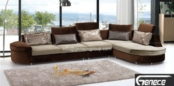 Africa Hot Sale Fabric Sofa, Microfiber Fabric Upholstered Corner Furniture(China (Mainland))