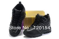 Free shipping Hotsale increased 10cm top quality leather climbing Shoes sports hiking lover students Sneakers EUR size 34-42