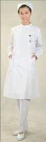 Nurse clothing white coat long-sleeve  Winter long-sleeve  DC007