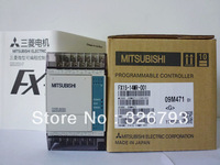New original Mitsubishi PLC FX (programmable logic controller) FX1S-14MR-D 24V DC power supply, 8 inputs, 6outputs Relay