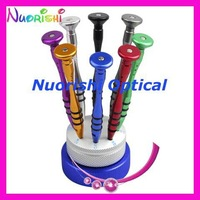 free shipping SS8092   very nice 100% quality guarantee glasses screwdriver set