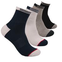 10pairs/set men`s socks cotton loop pile socks male sports socks half loop pile sports socks sweat absorbing