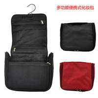 free shipping Multifunctional wash bag hanging portable cosmetic brush bag portable storage bag cosmetic bag