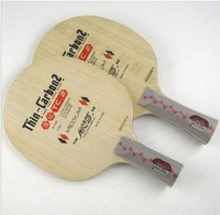 TC - 2 galaxy TC2 TC 2 ultrathin carbon loop fast-break ping-pong racket floor quality goods is released