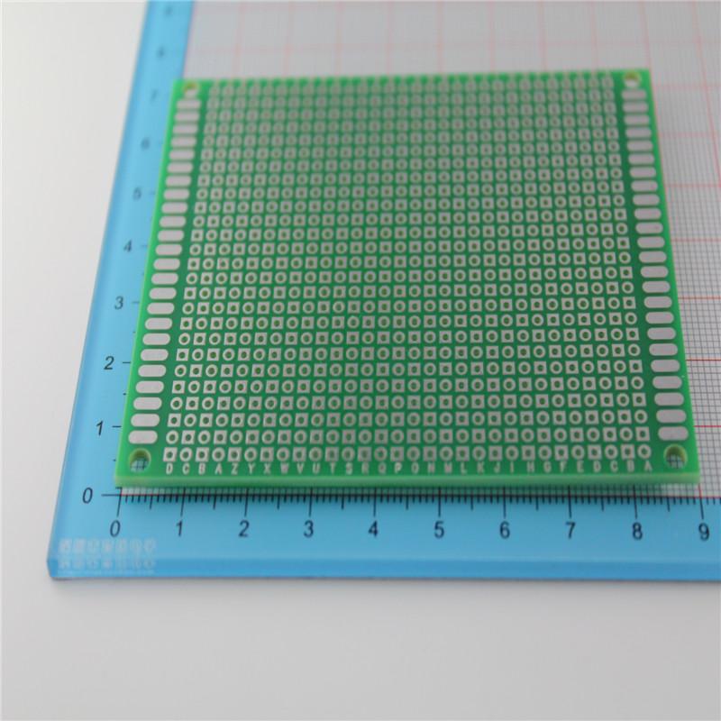 7 * 9 single-sided tin universal plate thickness 1.6 x9cm 7 high quality fiberglass plate spray tin plate universal test board