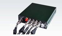 4 channel video and audio recording SD card mini DVR /Mini Digital Video Record