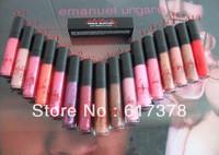 16pcs/lot brand makeup superglass Lip gloss brillant a levres lady gaga lipglss,16 colors,mix order,dropship,Free shipping