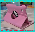 "For Samsung Galaxy  Tab 2 7.0 "" P3100/P3110 360 Degree Rotating PU Leather Case Cover Stand, FreeShipping DropShipping"