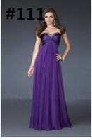 Sexy long Bridesmaid /Party /Evening Cocktail Dress Us 4 6 8 10 in store #111