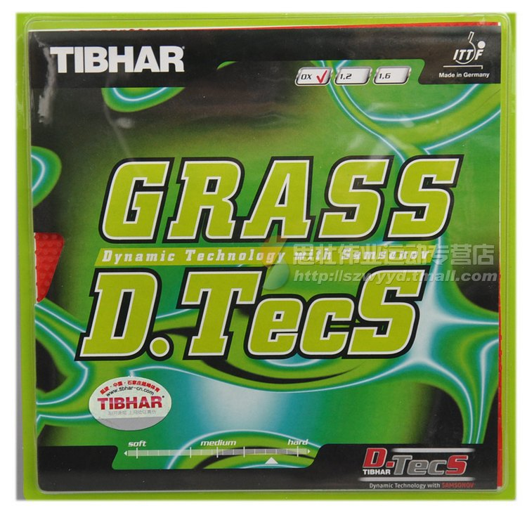 Forceful TIBHAR GRASS which internal energy attacking ECS GRASS long rubber sets of table tennis single foam rubber(China (Mainland))