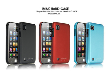 Imak for SAMSUNG i909 color covers mobile phone case protective case shell protective case
