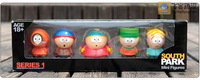 Box-Packed! PVC Figure South Park Mini Display Figure Toys (5-Pcs Pack) South Park Stan Kyle Eric Kenny Butters Action Figures