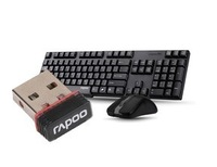 1800 for nano receiver hindchnnel silent keyboard wireless mouse and keyboard set