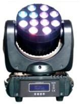 12pcs  4in1 LED Moving Head Light |led mini 4in1 led mving head beam lamp light