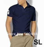 Free Shipping 2013 Cheap New Fashion Mens Brand Polo Short Sleeve In Casual Design