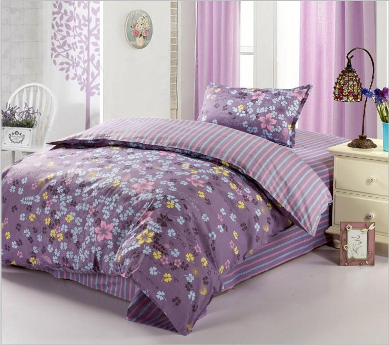 shop popular royal purple bedding from china aliexpress